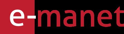 e-manet dergisi logosu