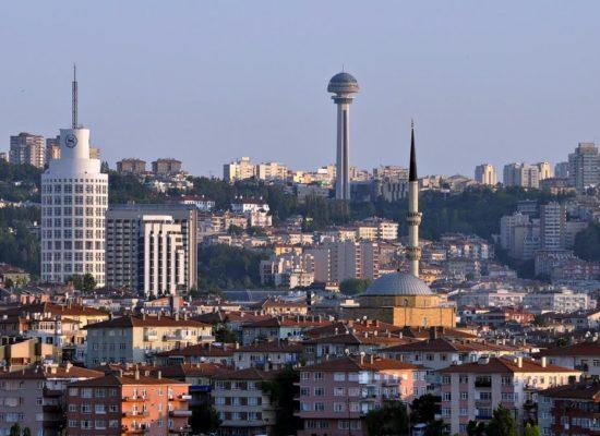 Ankara'nın güney yakası
